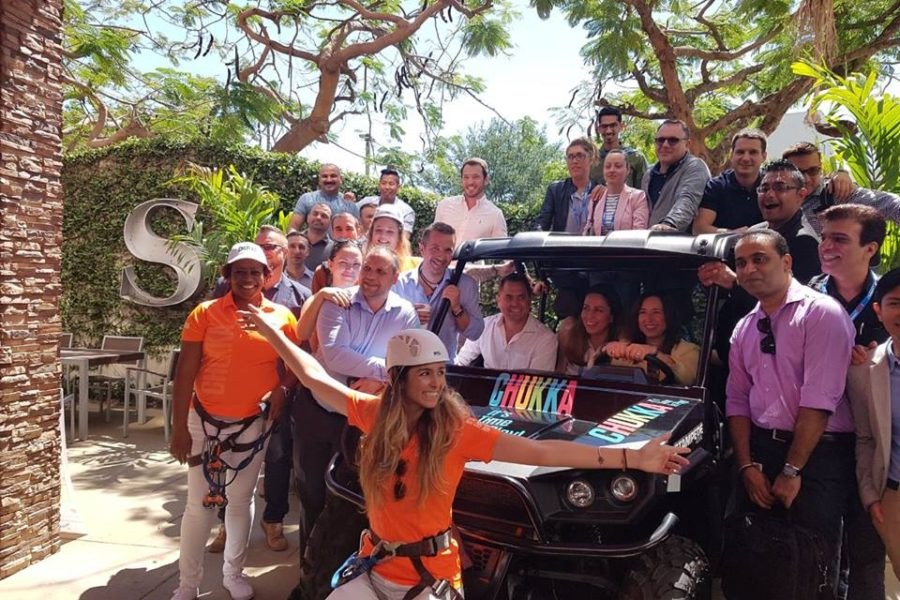 Chukka Caribbean Adventures Awarded the Caribbean's Leading Tour Operator