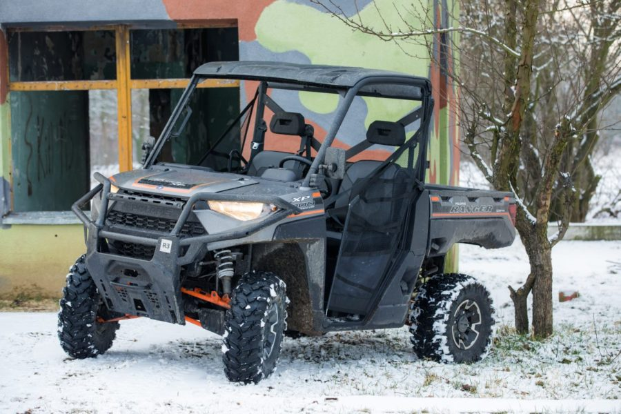 Inside the development of the new RANGER XP® 1000