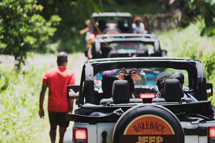 Bareback Jeep Tours Grenada Adds Brand New Jeeps to their Fleet