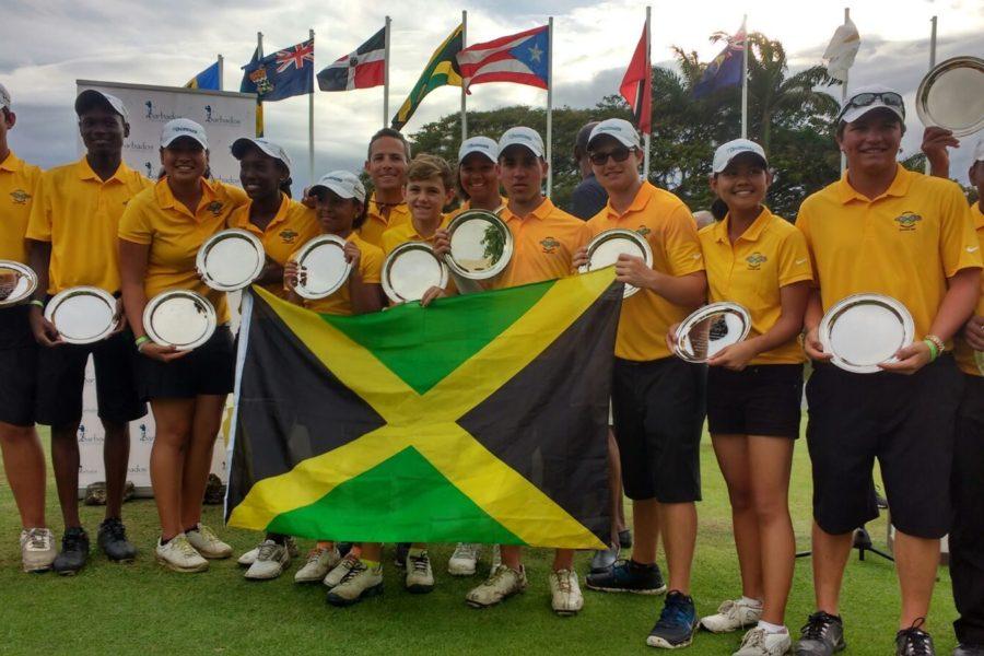 Tropicars sponsors the Jamaican Junior National Team