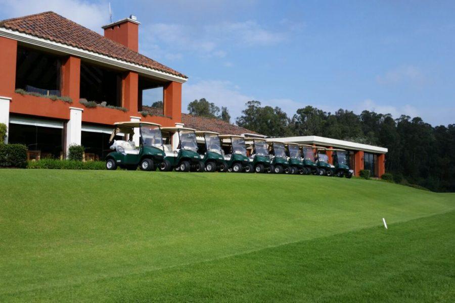 Los Cerros Golf Club Chooses E-Z-GO