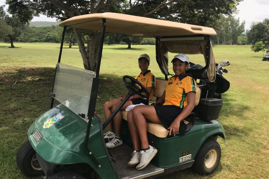 The Jamaica Junior National Golf Team Finishes in 2nd Place at the 31st Caribbean Amateur Junior Golf Championships