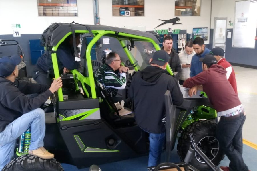 Textron Off Road Hosts Arctic Cat Training Event in Colombia