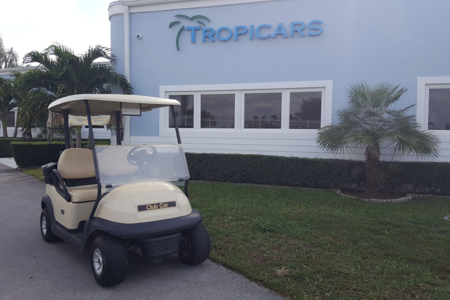 2014 Club Car Electric
