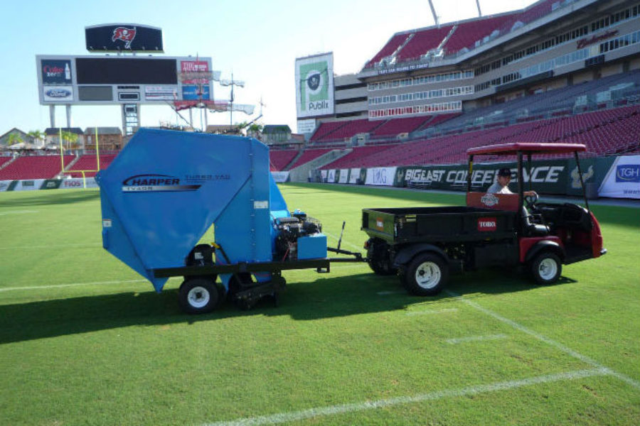 Tropicars is Now the Largest Florida Harper Turf Equipment Dealer