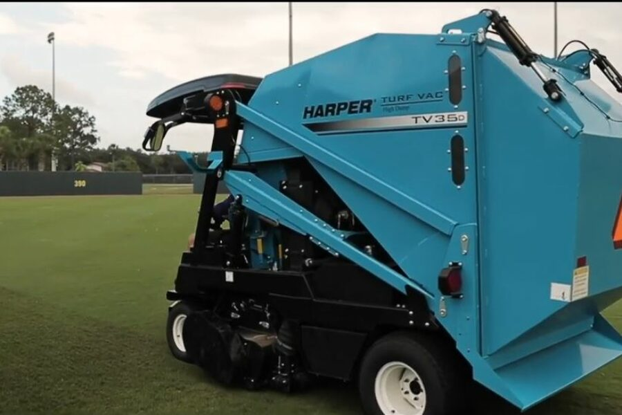 Osceola County Stadium and Orlando City Soccer Training Choose Harper Turf Equipment and Tropicars