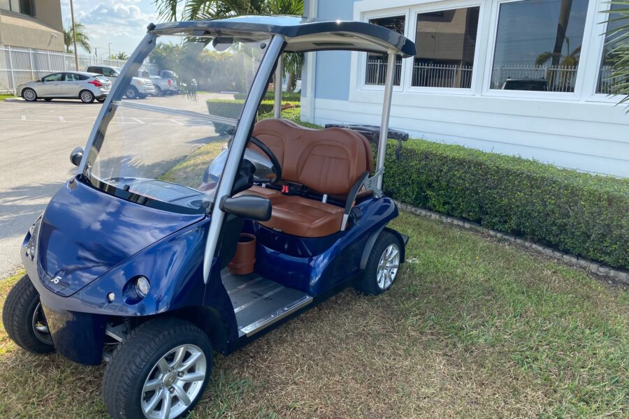 2018 Garia 2+2 LSV for Sale