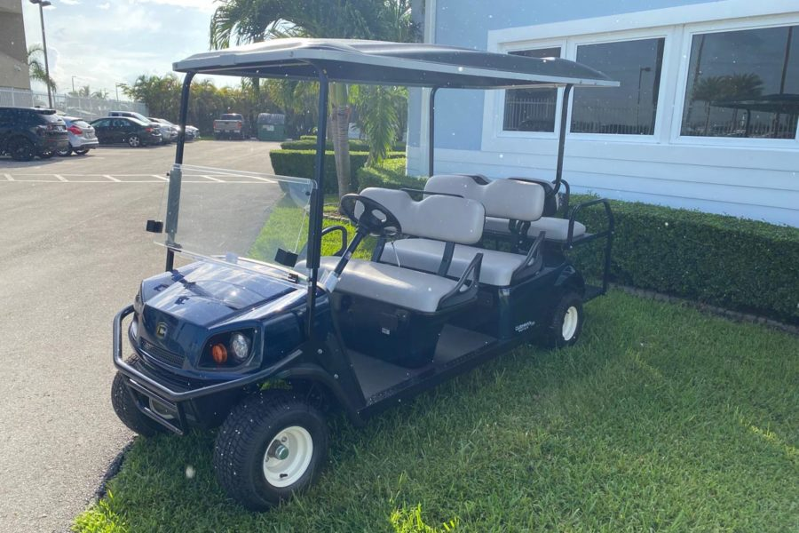 2020 Cushman Shuttle 6 Electric